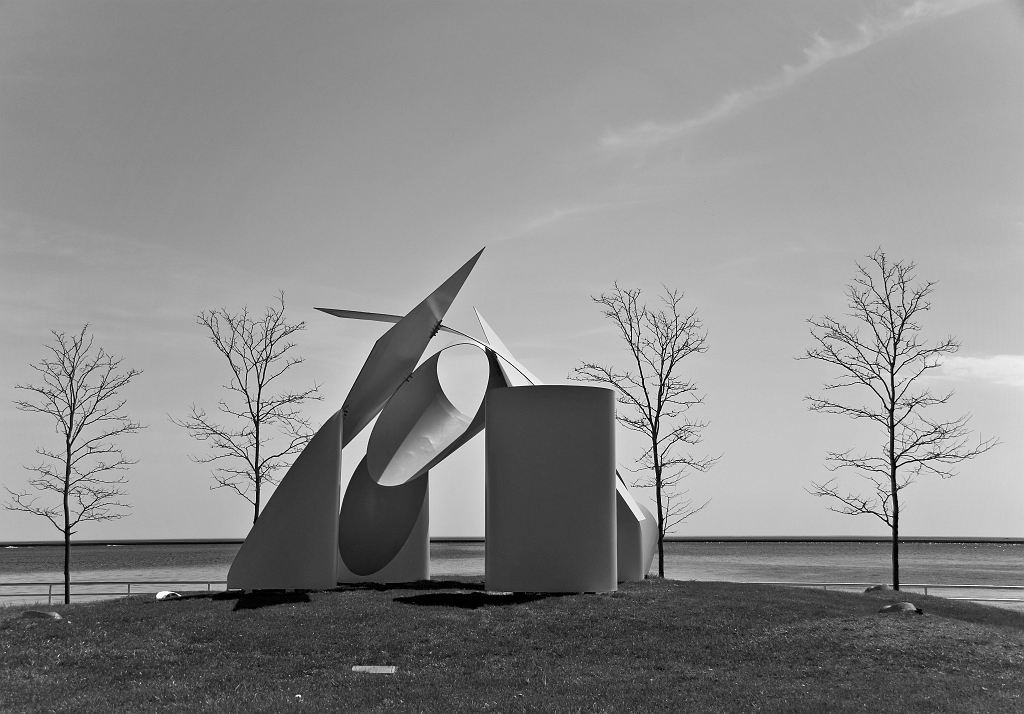 slides/calatrava05.jpg Art Museum B&W Black and White Calatrava calatrava05